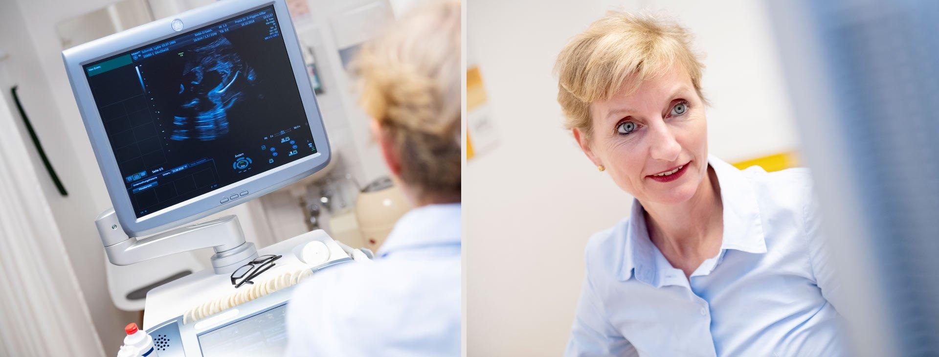 Frauenarzt-Praxis Dr. Dorothee Higgins Alfter Headerbild Magazin